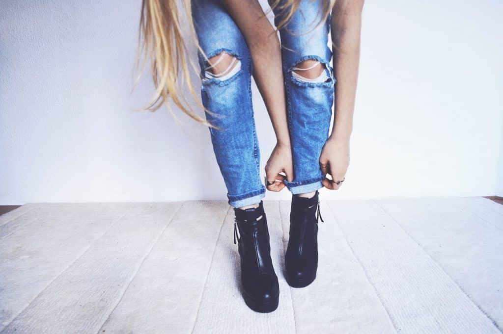 Les jeans pour femmes
