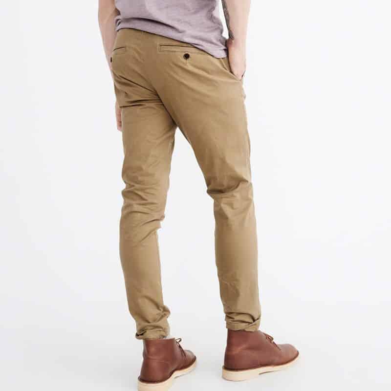 Pantalon chino super slim